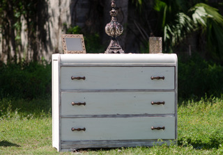 Fair Haven chest of drawers